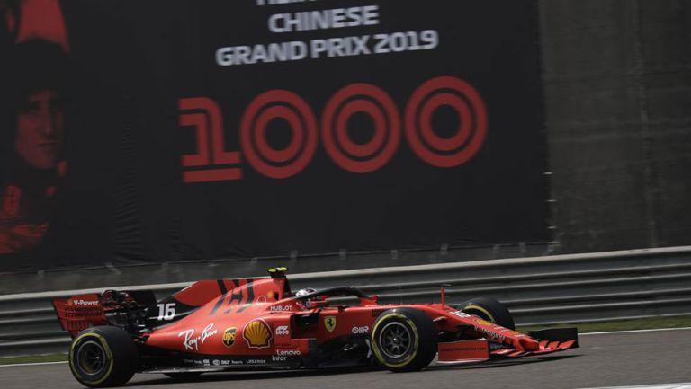 F1 confirmó suspensión del Gran Premio de China