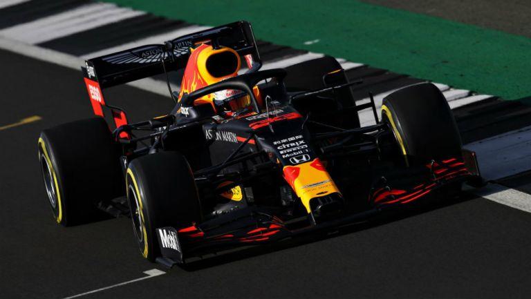 El nuevo vehículo de Red Bull