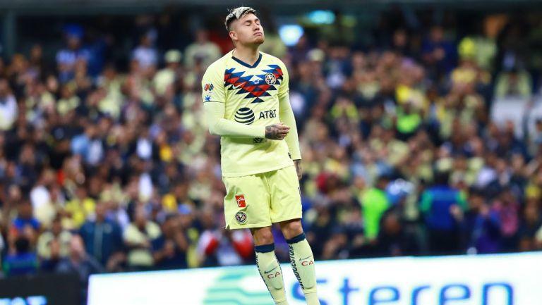 Miguel Herrera habló sobre la lesión de Nico Castillo