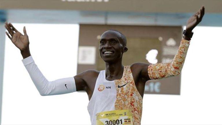 Joshua Cheptegei rompió récord mundial