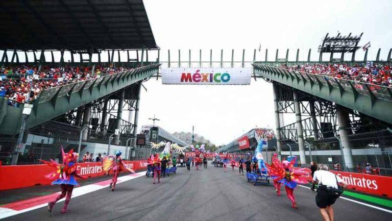 Anuncian fechas para venta de boletos del Gran Premio de México 2020