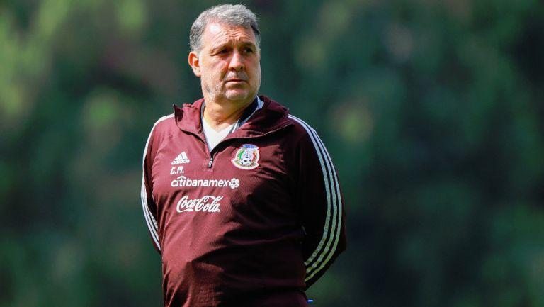 Gerardo Martino: República Checa es rival de segunda línea