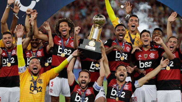 ¡Flamengo campeón de la CONMEBOL Recopa Sudamericana!