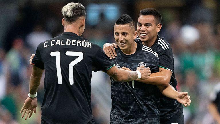 Selección Mexicana confirmó juego contra Colombia en mayo