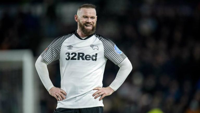 Gana ManUnited al Derby County de Rooney