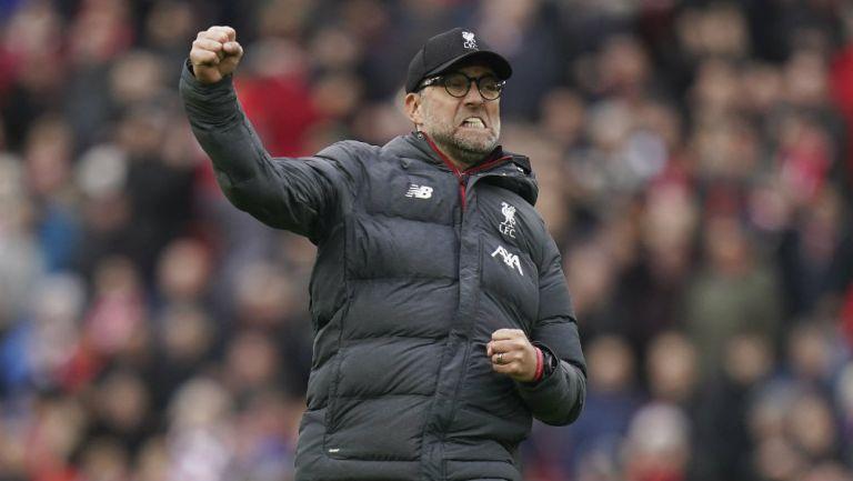 Liverpool podría coronarse sin jugar
