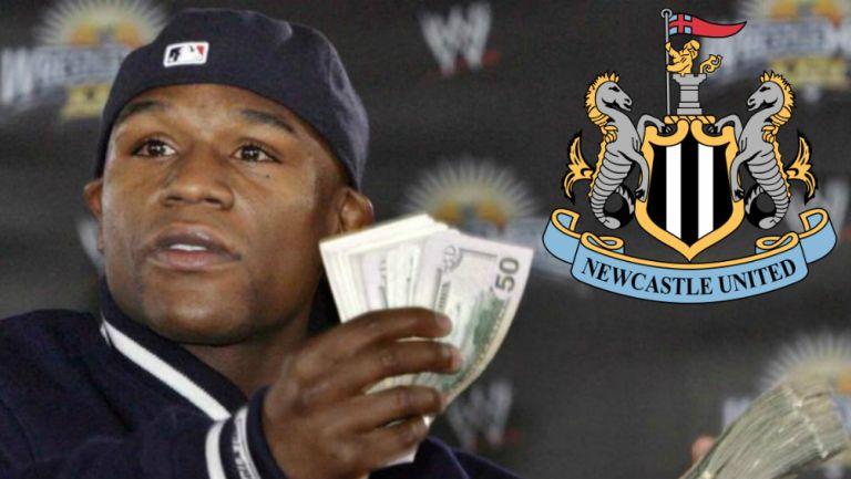 Floyd Mayweather Jr. estaría interesado en comprar al Newcastle