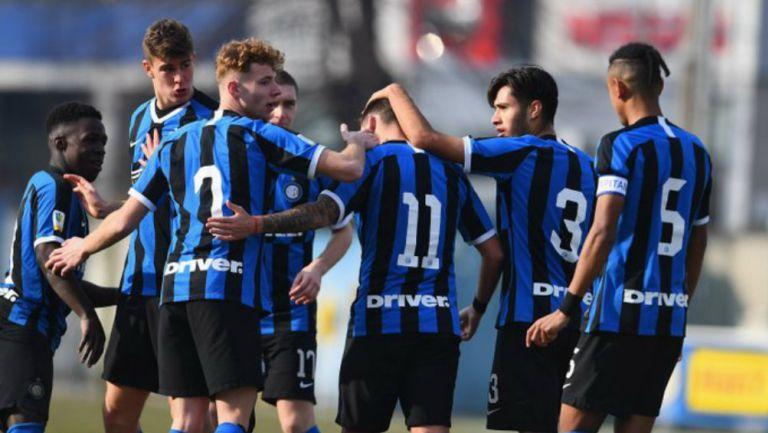 Inter de Milán retiró a su equipo juvenil de la Champions por coronavirus