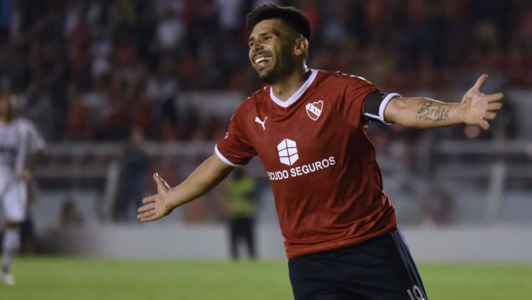 Silvio Romero, exdelantero de América, Campeón de goleo en Argentina
