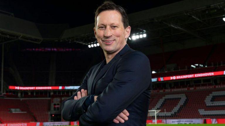 Roger Schmidt, nuevo entrenador del PSV
