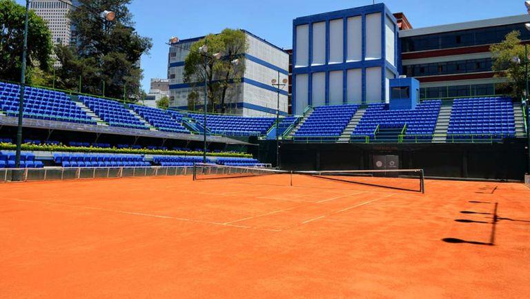 Cancha de Tenis del CDCH