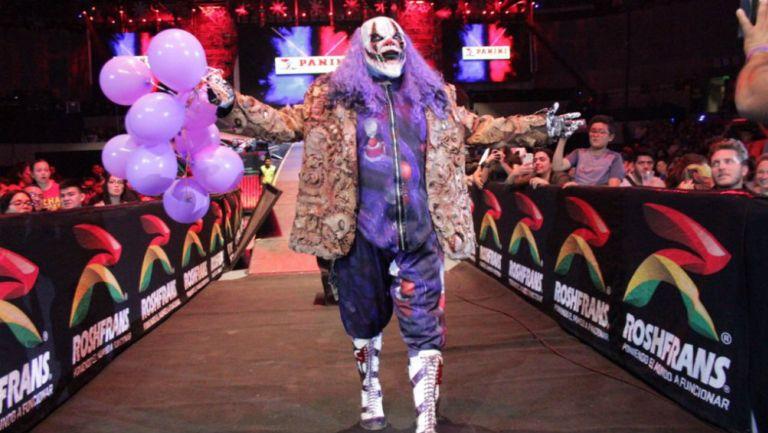 Dave the Clown en presentación