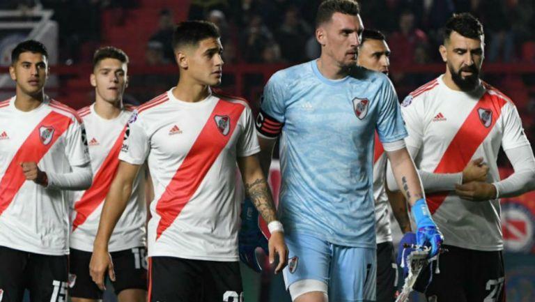 River Plate en lamento