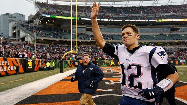 Morelia presumió imagen de Tom Brady con su jersey