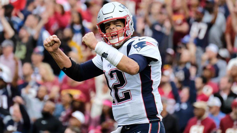 La historia no favorece la movida de Tom Brady