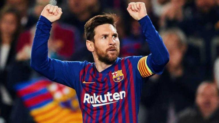 VIDEO: Lionel Messi ya hizo el #10toquesChallenge