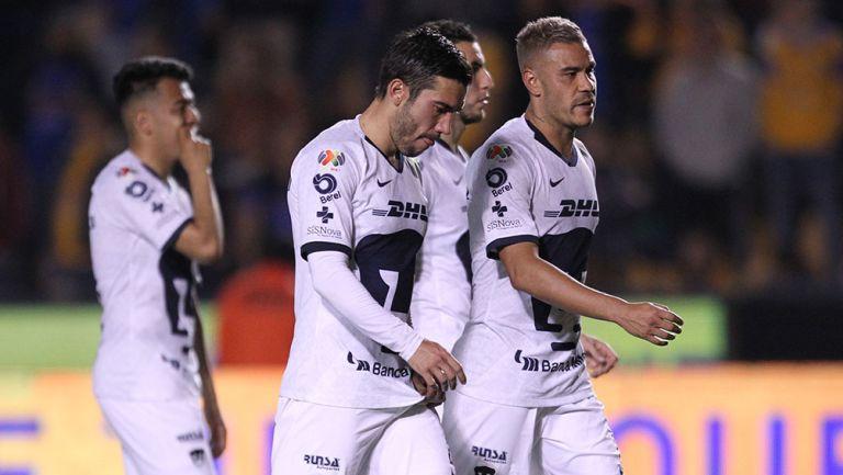 Pumas: Jugadores que rompieron cuarentena recibieron regaño
