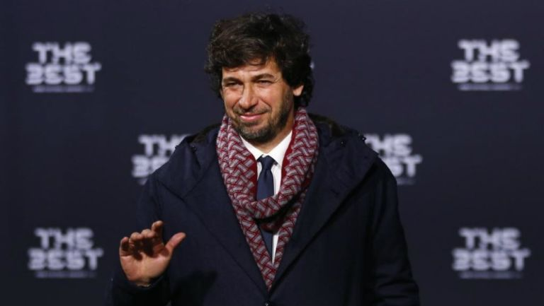 Demetrio Albertini en conferencia