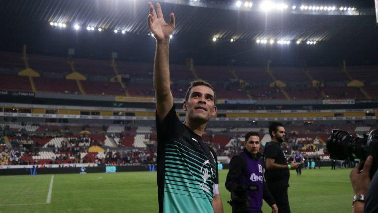 Rafael Márquez se confía en cambio generacional de la Selección Mexicana