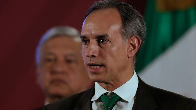 López-Gatell, en conferencia de prensa