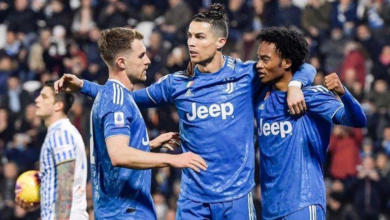 Cristiano Ronaldo, criticado por expresidente de Juventus
