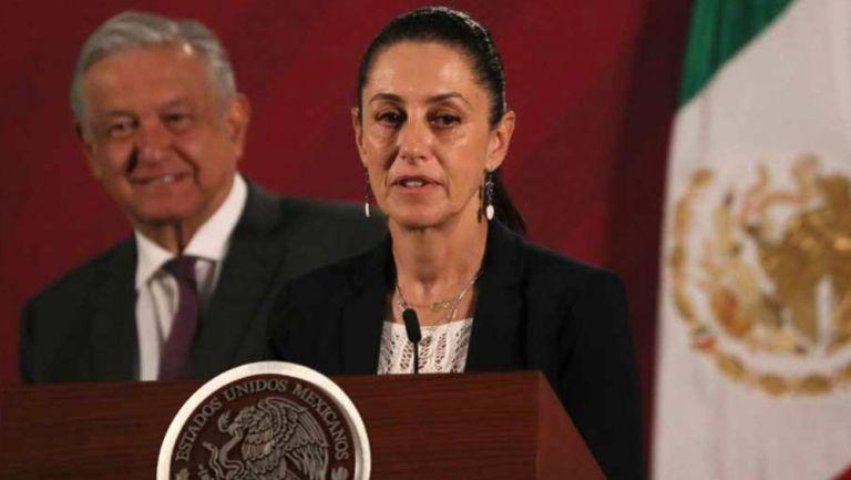 Sheinbaum, en conferencia de prensa