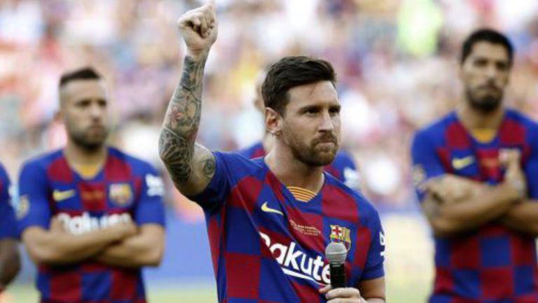 L'Equipe comparó a Lionel Messi con el Che Guevara en su portada