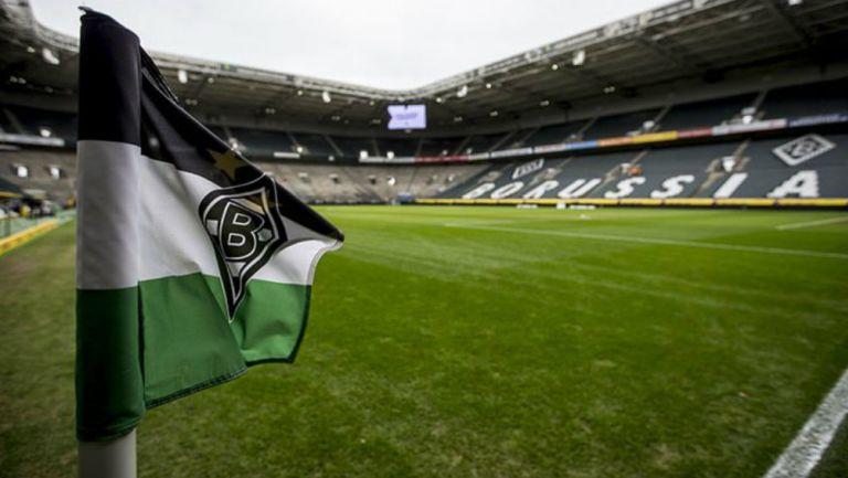 Estadio Borussia-Park en Monchengladbach
