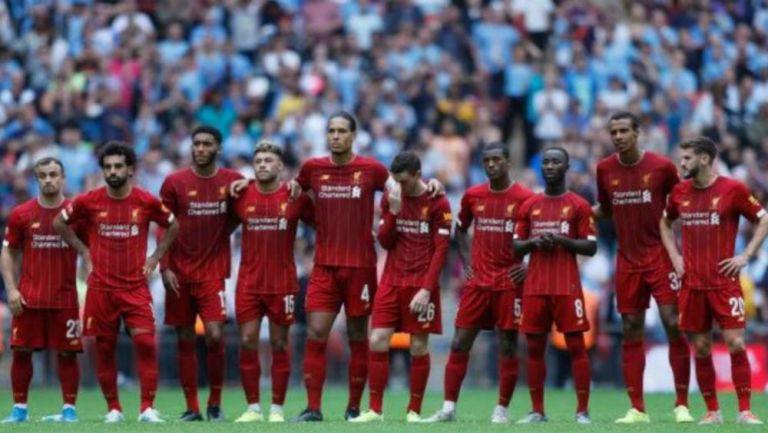 Liverpool, puntero en la Premier League