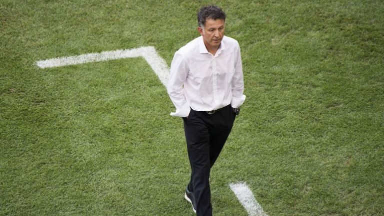 Osorio,durante un partido