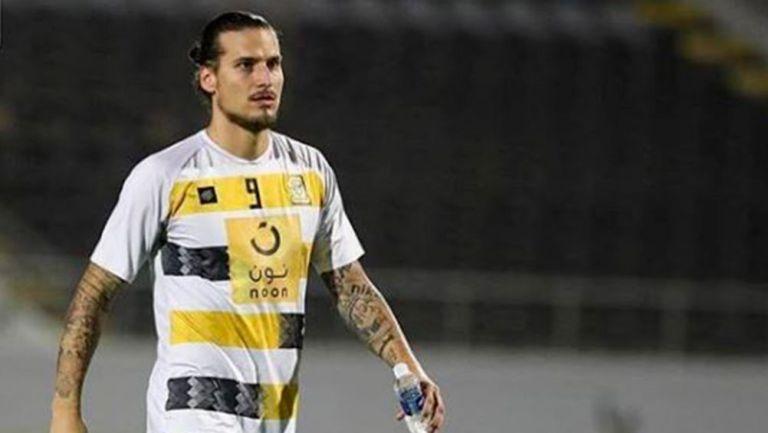 Aleksandar Prijovic, jugador serbio del Al Ittihad