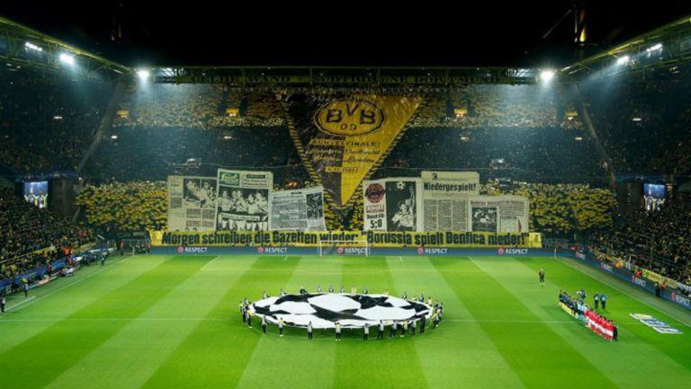 Estadios históricos: Signal Iduna Park, casa del monstruo amarillo