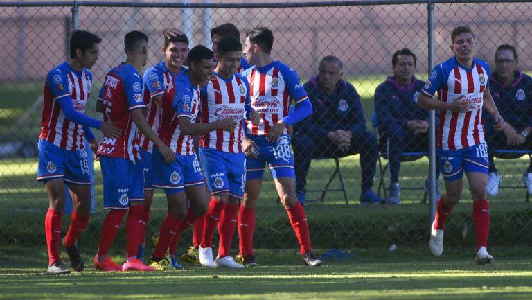 Chivas: Canteranos con potencial de debutar en Primera División