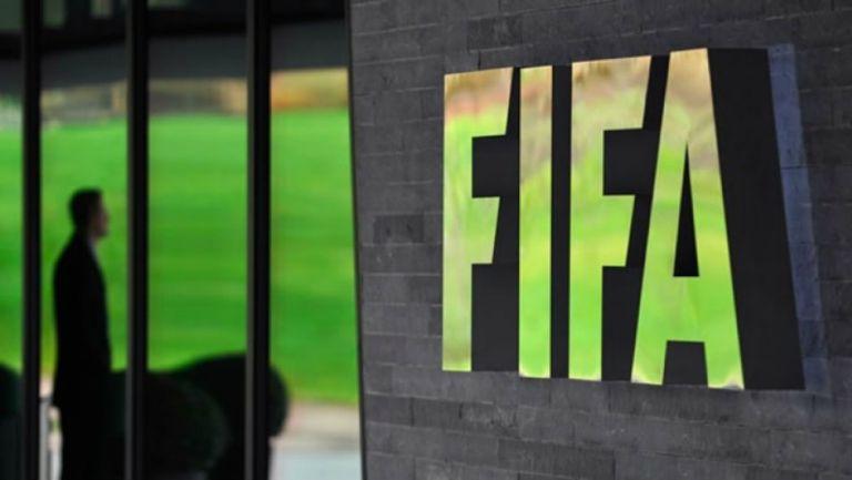 Entrada de la FIFA