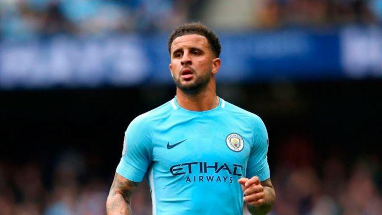 Walker es un jugador habitual en el esquema de Guardiola en el City