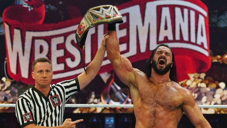 WrestleMania 36 impuso récord de rating