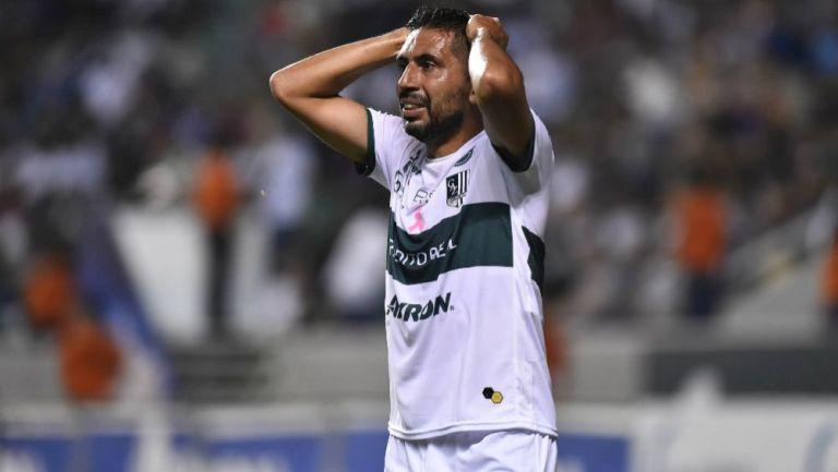 Erbin Trejo en lamento con Zacatepec