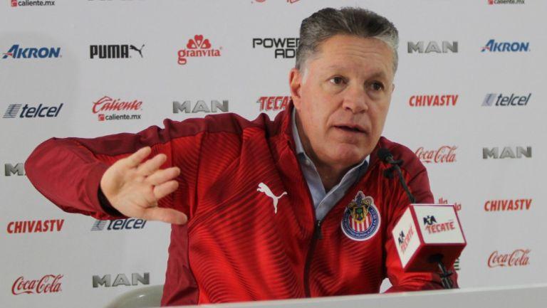Ricardo Peláez descarta el regreso de Matías Almeyda a Chivas; tomarán su tiempo para nombrar un nuevo entrenador
