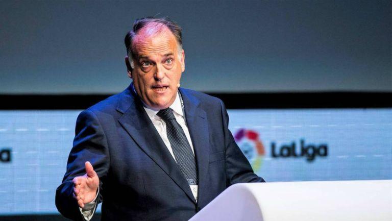 Presidente de La Liga: 'Habrá descensos aunque se cancele la ...