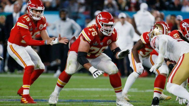 Jugador de los Chiefs: De ganar el Super Bowl a combatir el coronavirus