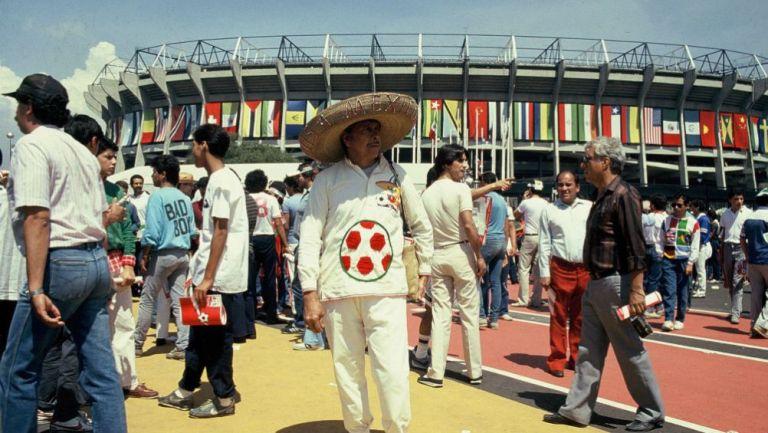 México se vio afectado por un gran sismo meses antes del Mundial