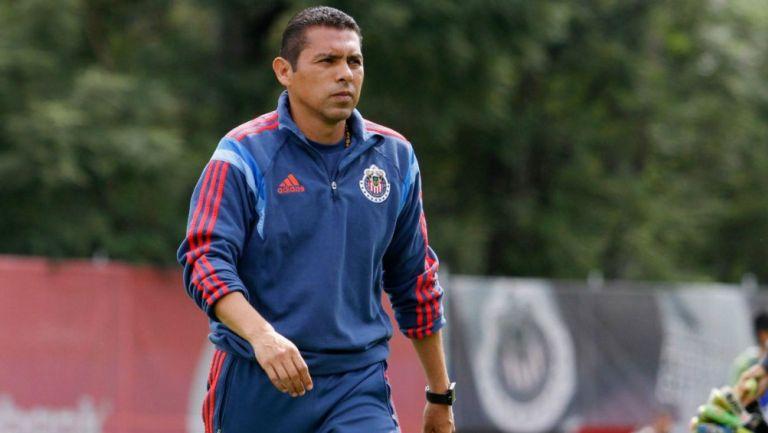 Ramón Morales en Chivas