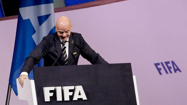 FIFA recibirá pruebas de supuesto dopaje de Rusia