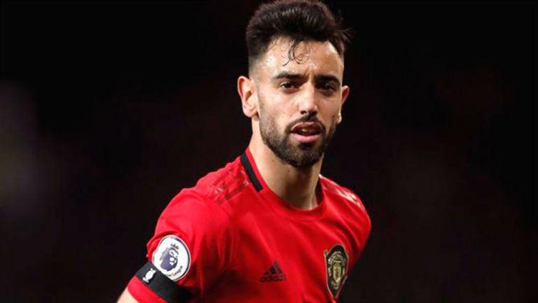 FIFA investiga fichaje de Bruno Fernandes al Manchester United
