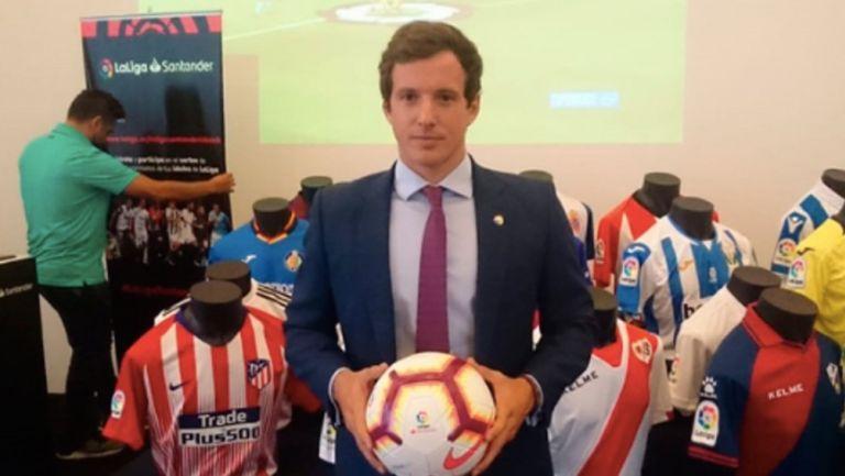 Liga Española presentó iniciativas para mantener el futbol vivo a pesar de la contingencia