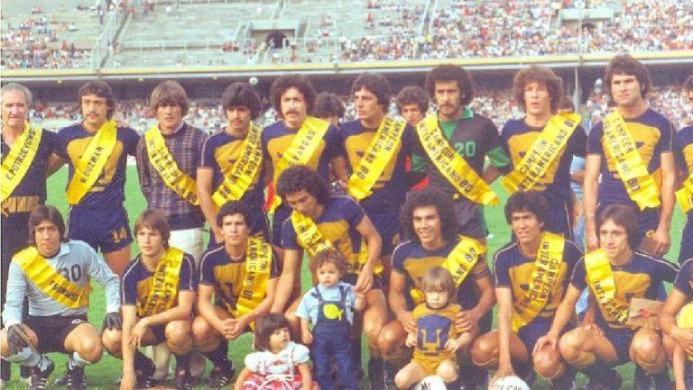 Pumas, Campeón de la Copa Interamericana de 1981
