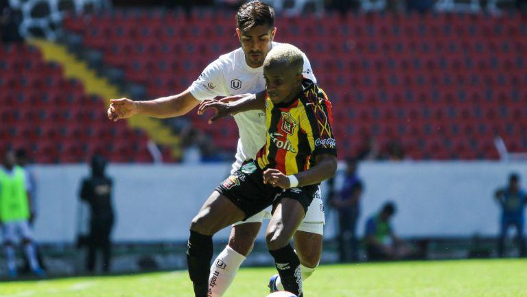 Leones Negros y Venados en partido del Ascenso MX