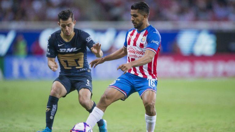 Chivas y Pumas, en contra de que se cancele el Clausura 2020