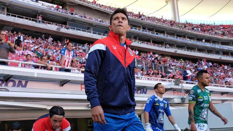 Chivas: Jesús Molina descartó sentir temor por volver a jugar