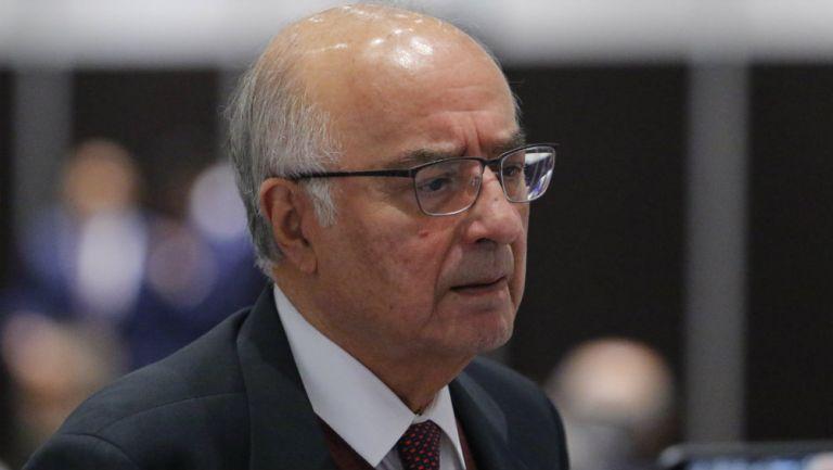 Alfredo Álvarez en presentación
